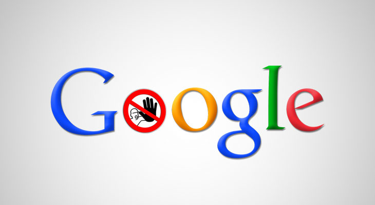 درخواست گوگل برای گزارشات سایت های هرز