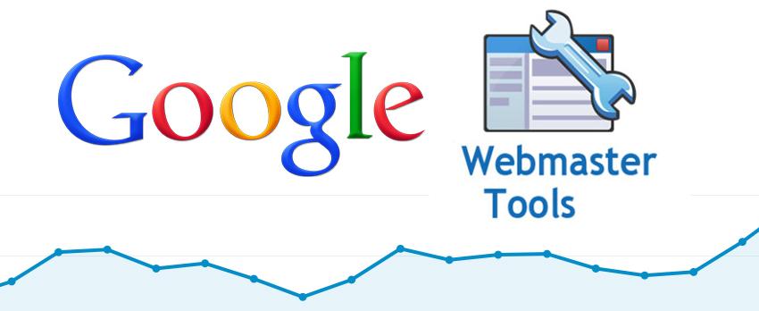 از بخش رایگان Google Webmaster Tools استفاده کنید