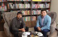 گفتگو با محمد پیام بهرام پور